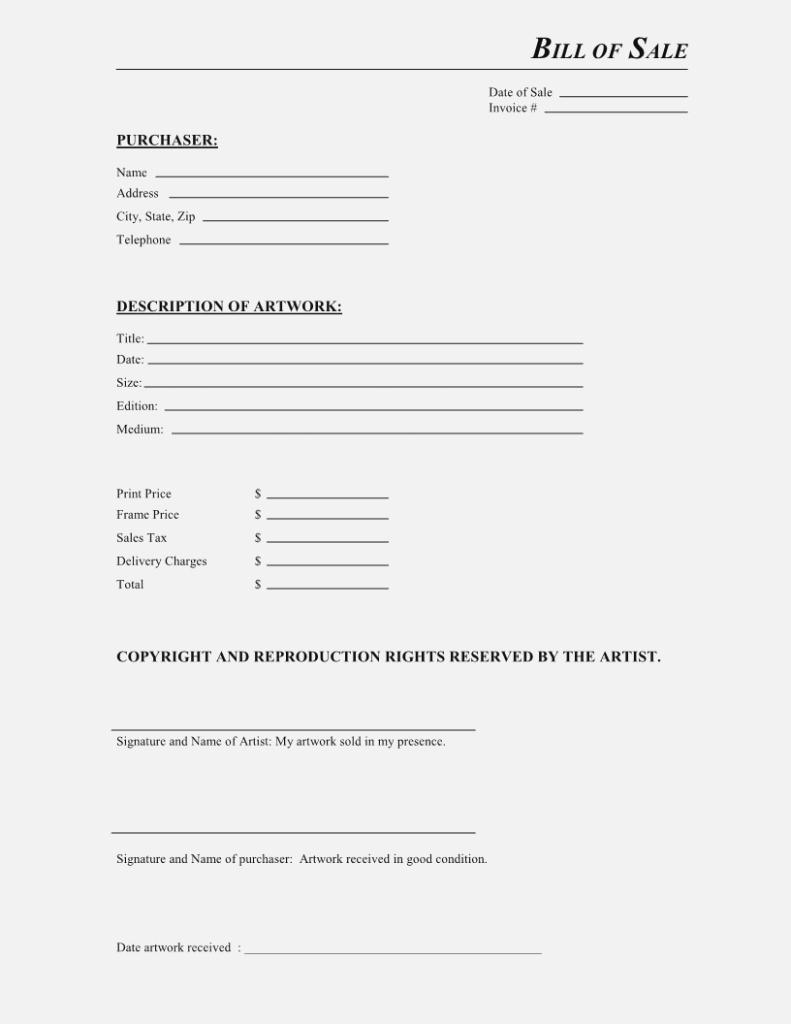 Free North Carolina Dmv Vehicle Bill Of Sale Form Pdf 21274630083 - Free Printable Bill Of Sale Form
