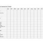 Free Online Budget Template And Free Printable Budget Worksheets Nbd   Free Printable Budget Worksheets