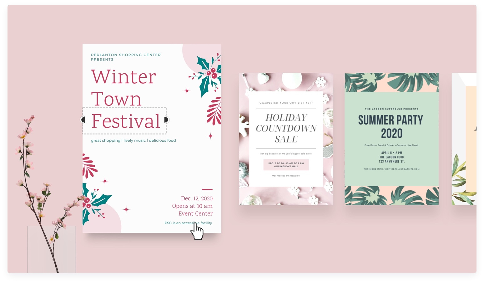 Free Online Flyer Maker: Design Custom Flyers With Canva - About Canva - Create Flyers Online Free Printable
