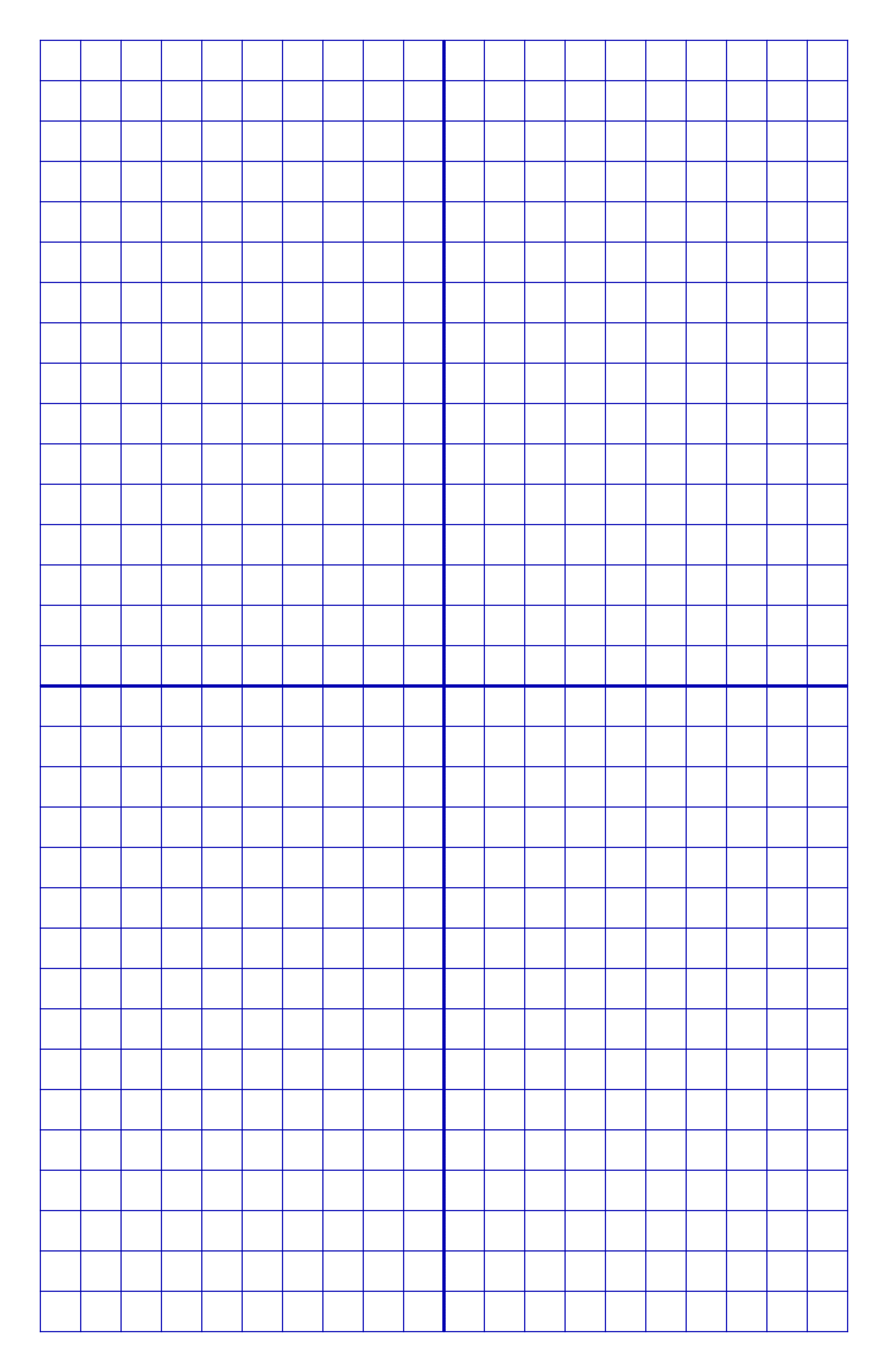Free Online Graph Paper / Plain - Free Printable Graph Paper 1 4 Inch