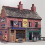 photograph relating to Free Printable Model Buildings identify Absolutely free Oo Gauge Ho Scale Acquiring Kits Fergus 3Dk - Free of charge