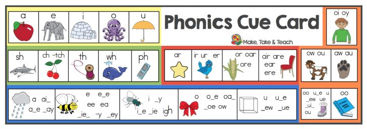 Free Phonics Readers Printable
