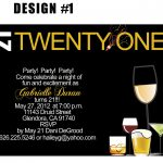 Free Printable 21St Birthday Invitations Templates 21St Birthday   21St Birthday Invitation Templates Free Printable