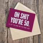 Free Printable 50Th Birthday Cards – Happy Holidays!   Free Printable 50Th Birthday Cards Funny