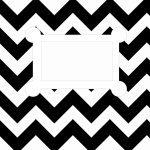 Free Printable. 8.5 X 11, Letter Size, Binder Cover Template. Black   Free Printable Binder Cover Templates