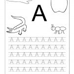Free Printable Alphabet Tracers |  Printable Page Tags Printable   Free Printable Letter Worksheets