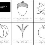 Free Printable: Autumn Words – Paging Supermom – Free Printable Autumn Worksheets