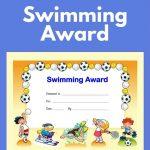 Free Printable Award Certificates For Kids   Acn Latitudes   Free Printable Swimming Certificates For Kids