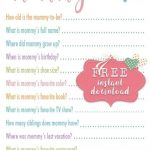 Free Printable Baby Shower Games Who Knows Mommy The Best   Free Printable Baby Shower Games Who Knows Mommy The Best