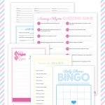 Free Printable Baby Shower Games {With I Heart Nap Time} | Chickabug   Free Printable Baby Shower Games Who Knows Mommy The Best