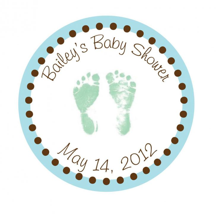 Free Printable She's Ready To Pop Labels