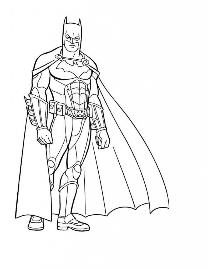 Free Printable Batman Coloring Pages For Kids | Colouring Pages - Free Printable Batman Coloring Pages
