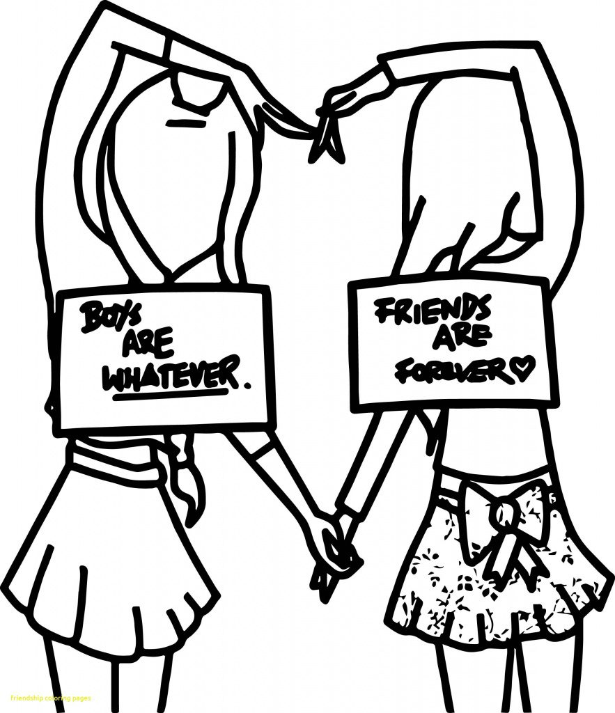 Free Printable Bff Coloring Pages   Free Printable - Free Printable Bff Coloring Pages