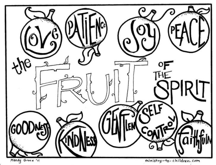 Free Printable Sunday School Coloring Sheets