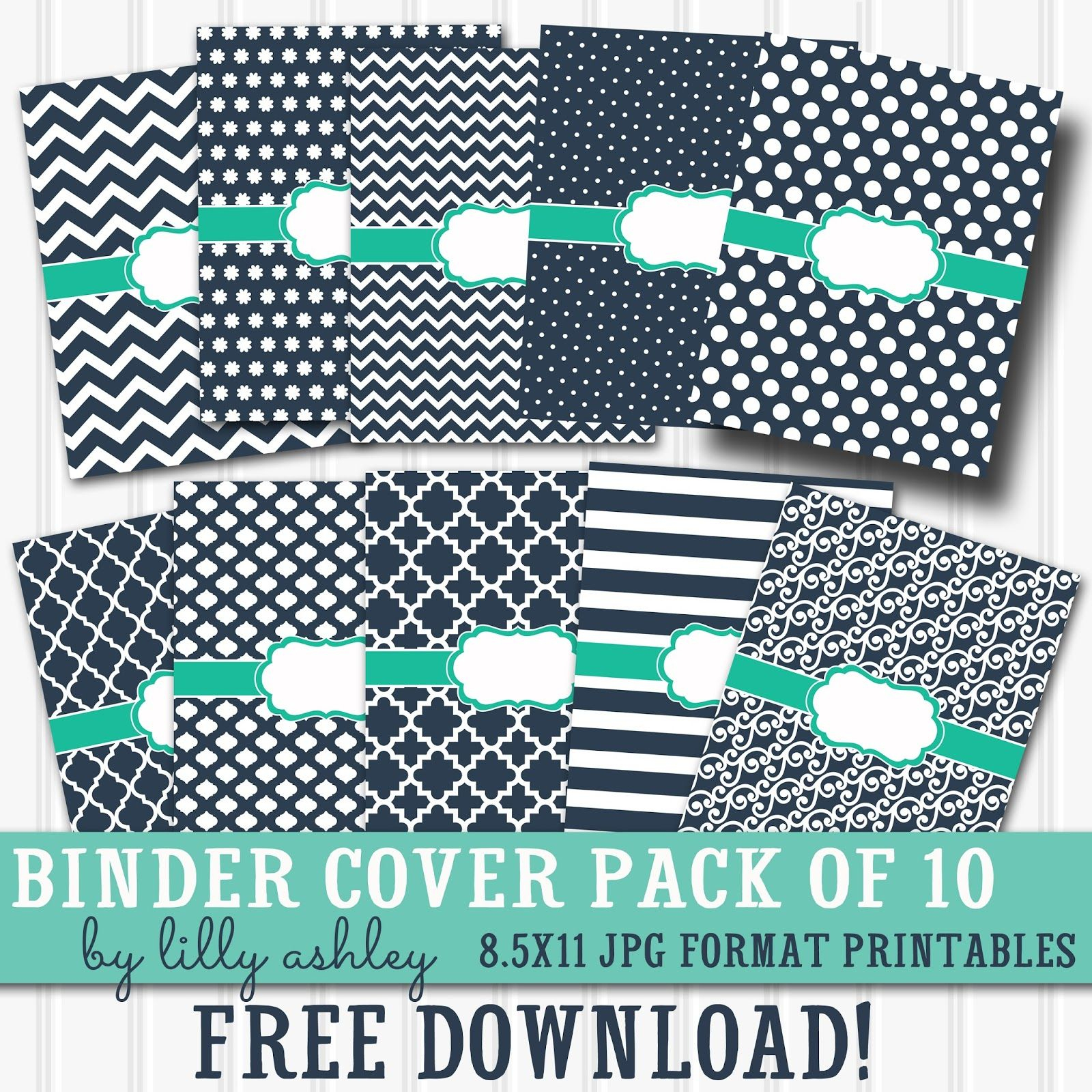 picture relating to Free Printable School Binder Covers known as Absolutely free Printable Binder Handles Free of charge Printable Down load
