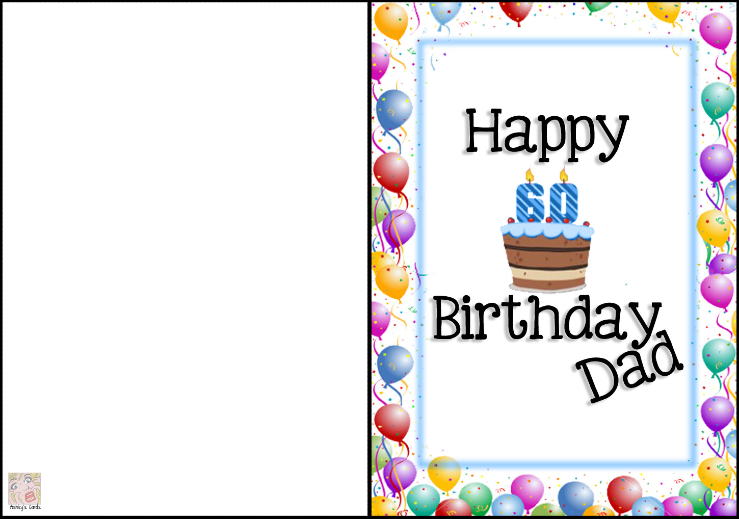 Free Printable Birthday Cards For Dad - Printable Cards - Free Printable Happy Birthday Cards Online