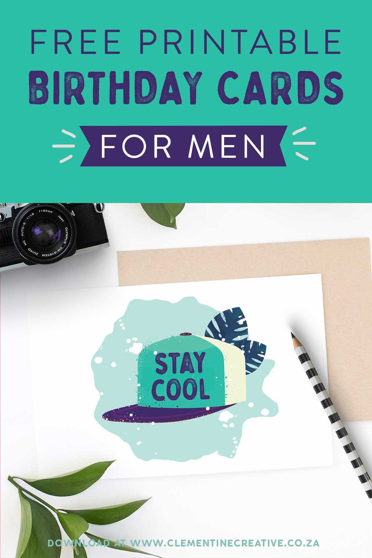 Free Printable Birthday Cards For Him | Printables | The Best - Free Printable Birthday Cards For Brother