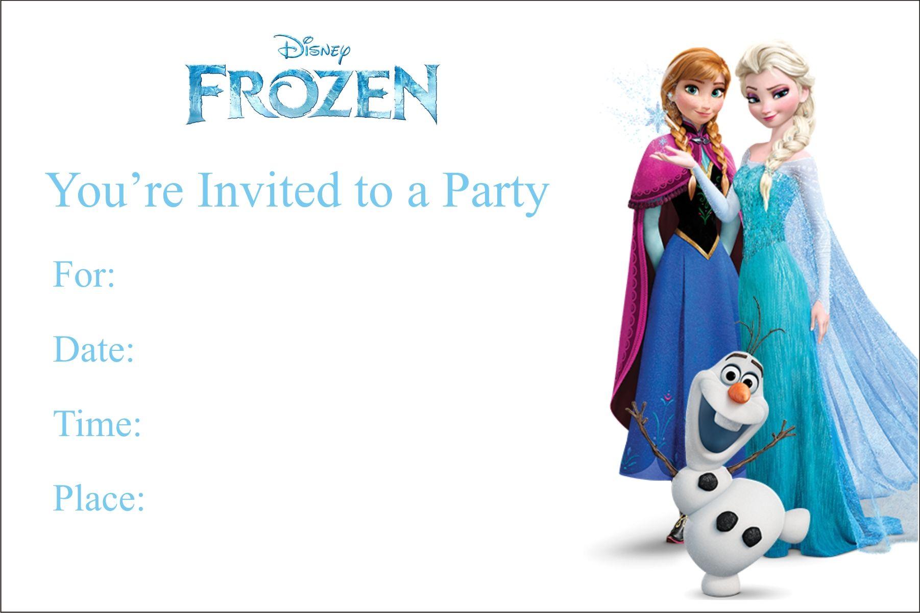Free Printable Birthday Party Invitations | Free Printable Birthday - Birthday Party Invitations Online Free Printable