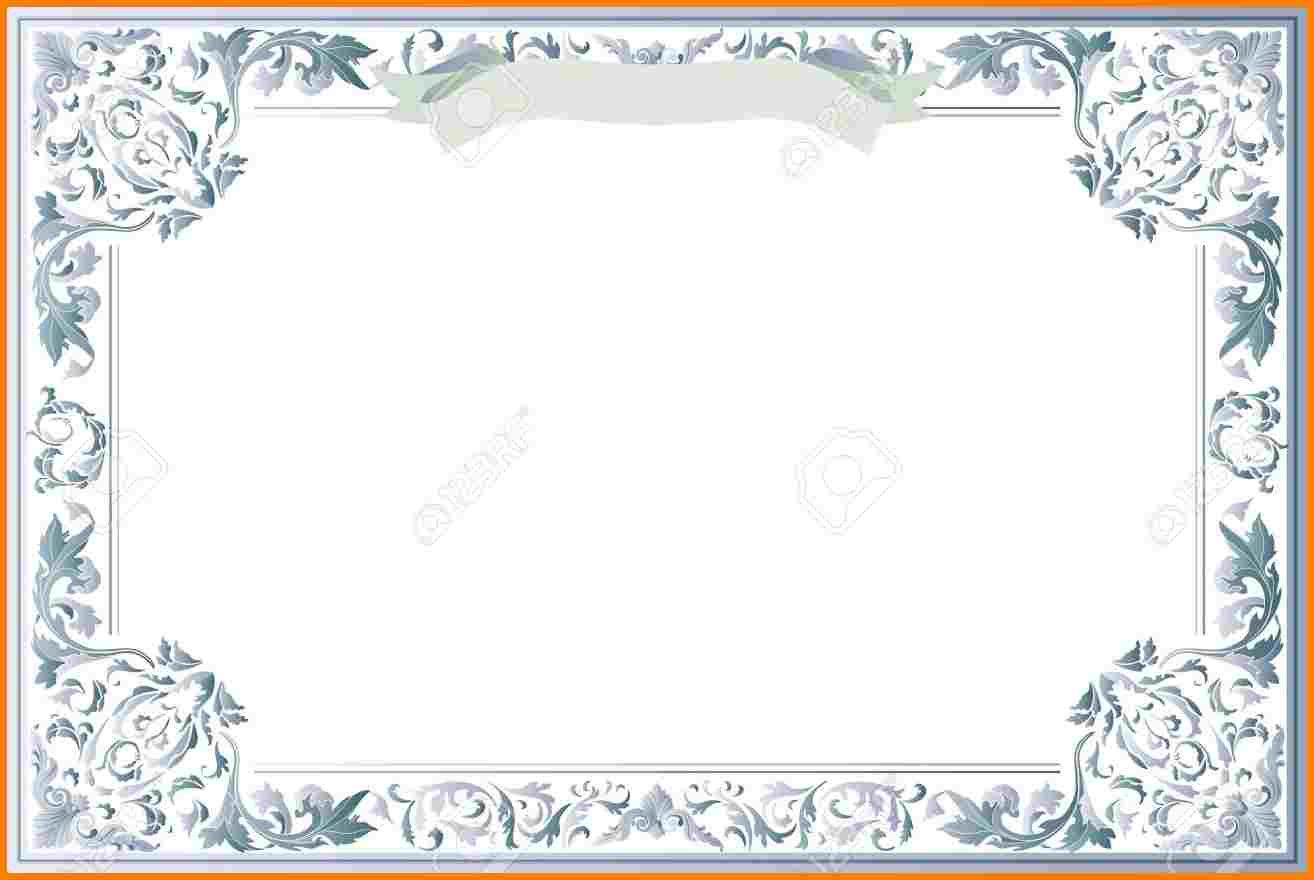Free-Printable-Blank-Certificate-Templates-21802133-Blank - Free Printable Blank Certificate Templates