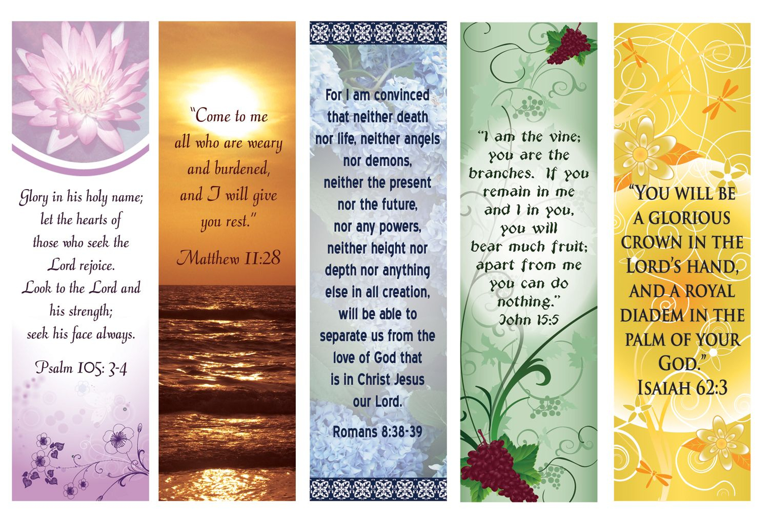 Free Printable Bookmarks With Bible Verses   Bookmarks   Pinterest - Free Printable Religious Easter Bookmarks