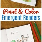 Free Printable Books For Beginning Readers   Level 1 (Easy | Easy   Free Printable Phonics Books For Kindergarten