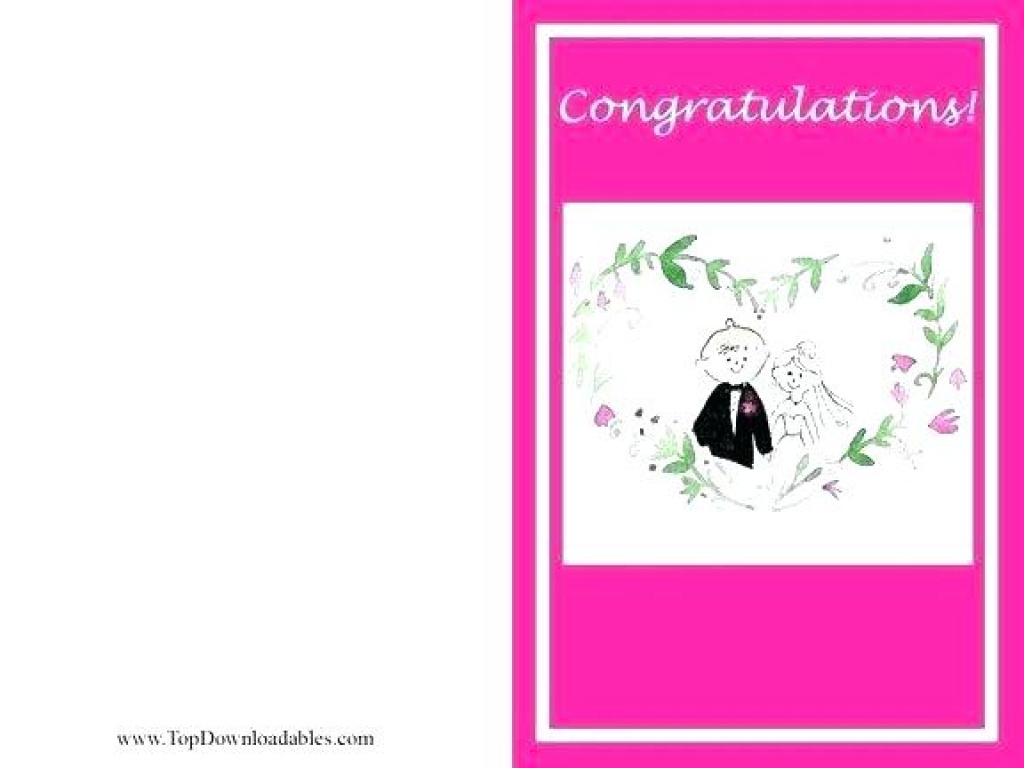 Free Printable Bridal Shower Cards Items Similar To Instant Wedding - Free Printable Bridal Shower Cards