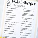 Free Printable Bridal Shower Games | Bridal Shower | Pinterest   Free Printable Bridal Shower Games And Activities