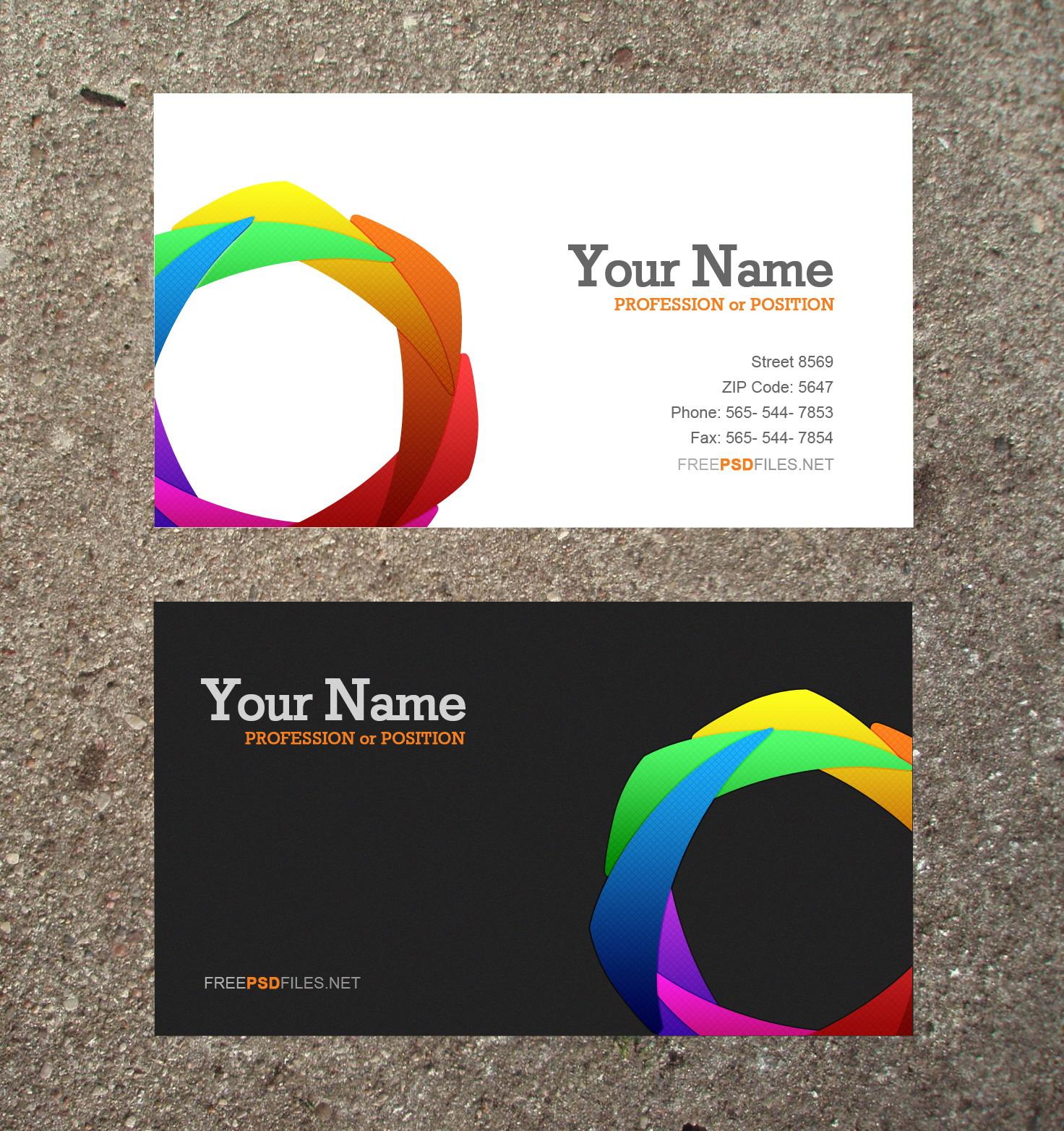 Free Printable Business Card Templates Print Free Online Business - Free Online Business Card Templates Printable