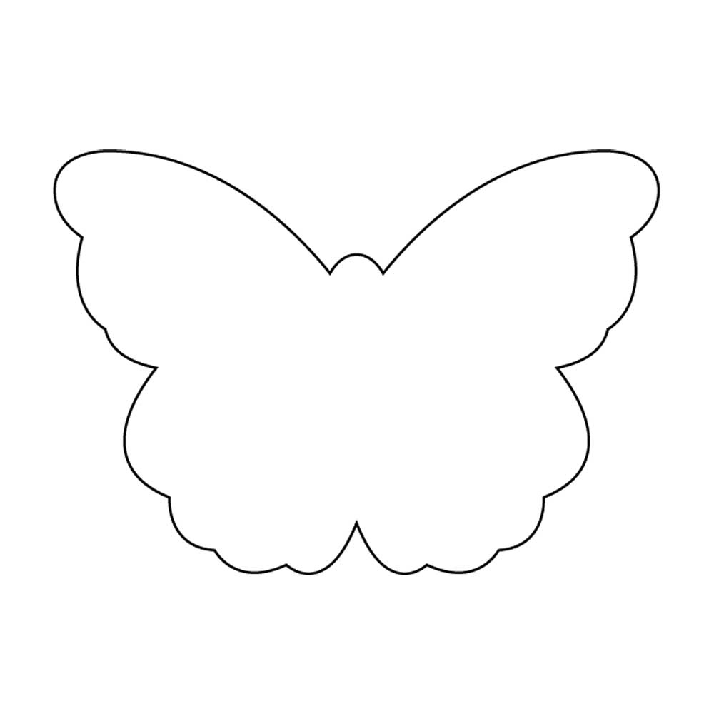 Free Printable Butterfly Cutouts, Download Free Clip Art, Free Clip - Free Printable Butterfly Cutouts