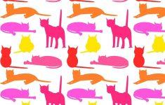 Free Printable Cat Silhouette