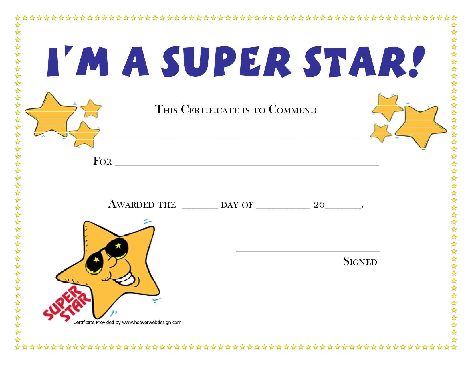 Free Printable Certificates And Awards Basic Printable Award - Free Printable Certificates And Awards