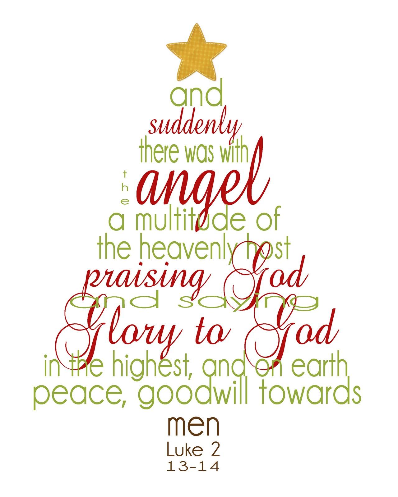 Free Printable Christian Christmas Greeting Cards – Festival Collections - Free Printable Christian Christmas Greeting Cards