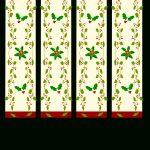Free Printable Christmas Bookmarks   Christmas Printables   Free Printable Christmas Bookmarks To Color