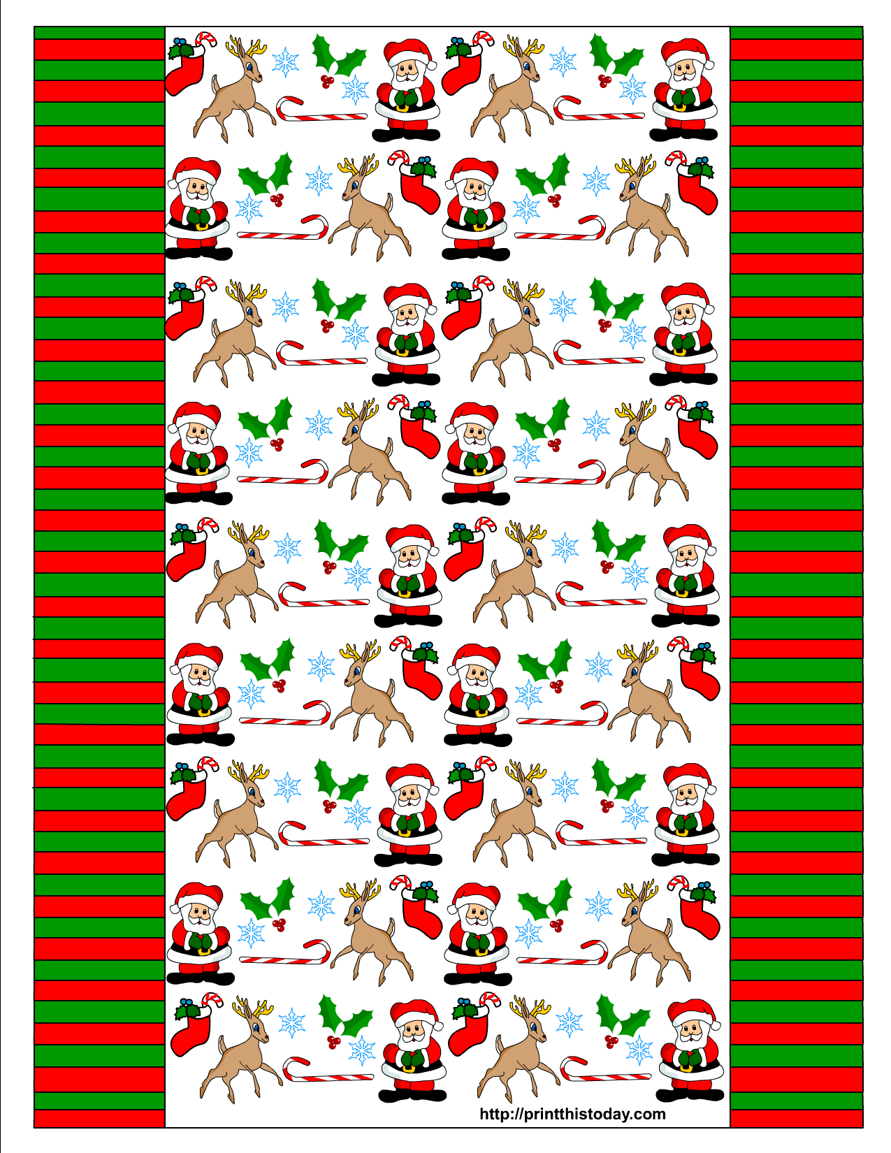 Free Printable Christmas Candy Wrappers | Crafts/homemade Gifts - Free Printable Christmas Candy Bar Wrappers