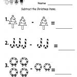 Free Printable Christmas Maths Worksheets Ks1 – Halloween & Holidays   Free Printable Christmas Maths Worksheets Ks1