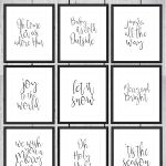 Free Printable Christmas Signs | The Top Pinned | Pinterest – Free Printable Closed Thanksgiving Day Signs