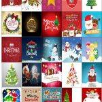 Free Printable Christmas Stickers For Your Happy Planner | Stickers   Free Printable Holiday Stickers