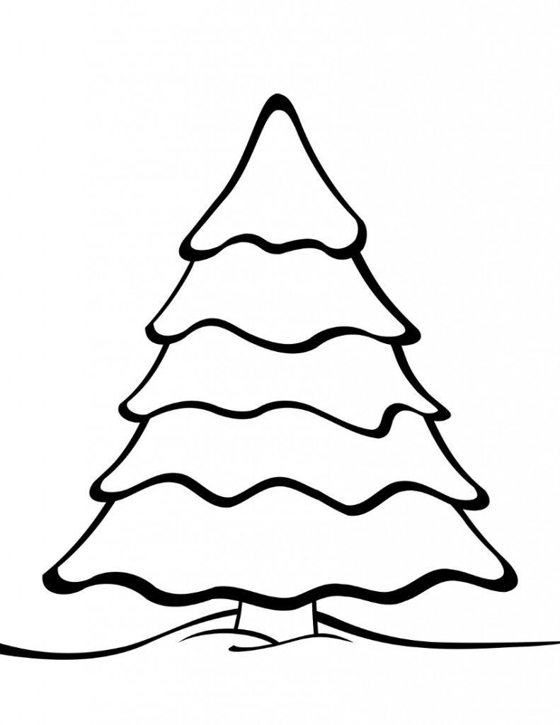 Free Printable Christmas Tree Templates   Christmas And Winter - Free Printable Christmas Ornament Patterns
