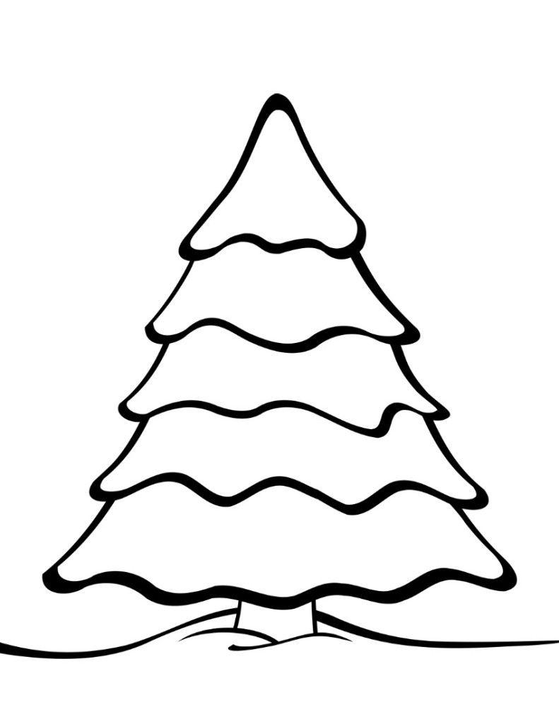 Free Printable Christmas Tree Templates   Christmas   Pinterest - Free Printable Christmas Tree Template