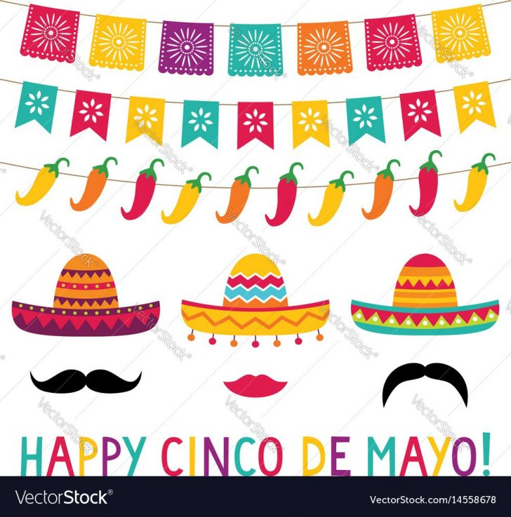 Free Printable Cinco De Mayo Photo Booth Props