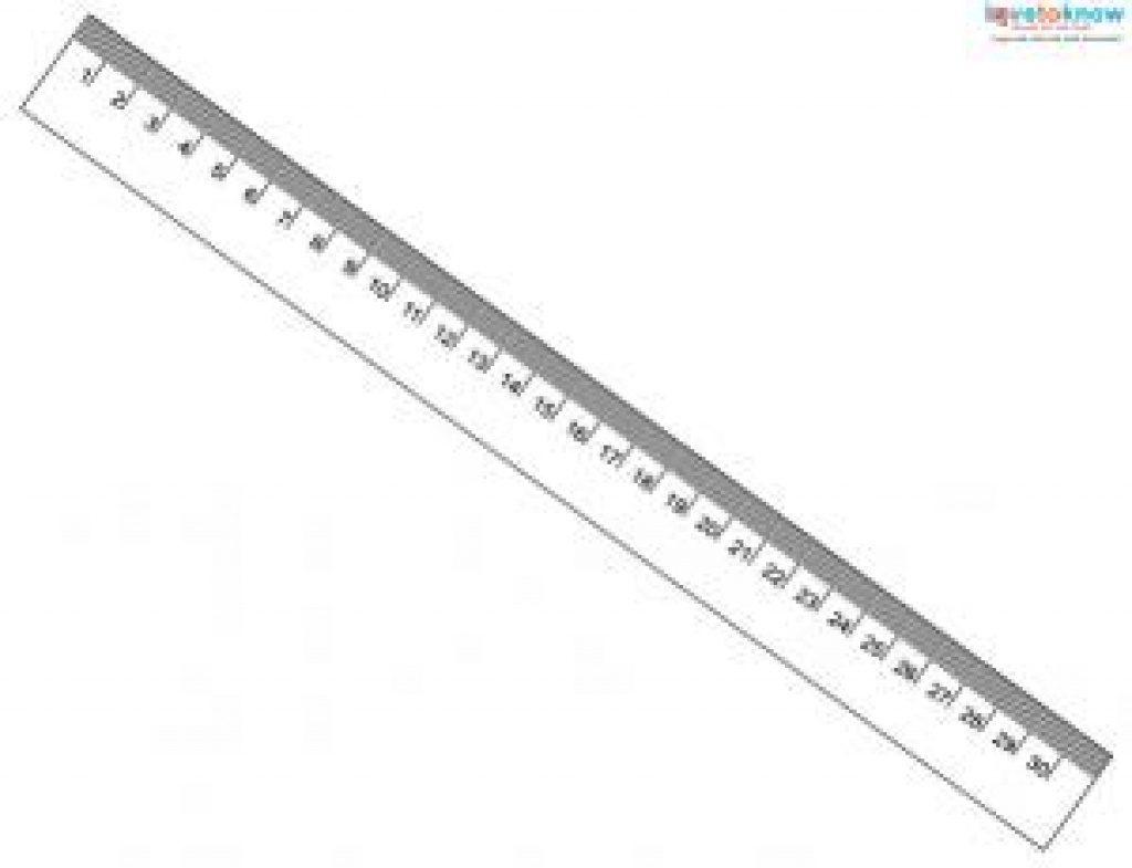 Free Printable Cm Ruler | Free Printable - Free Printable Cm Ruler