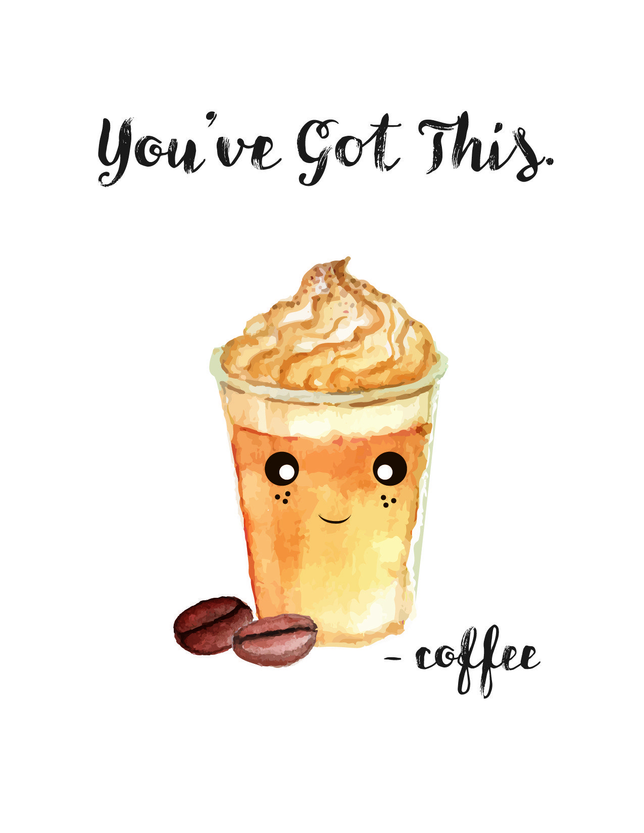 Free Printable Coffee Posters   Little Bitch   Coffee, Coffee Poster - Free Coffee Printable Art