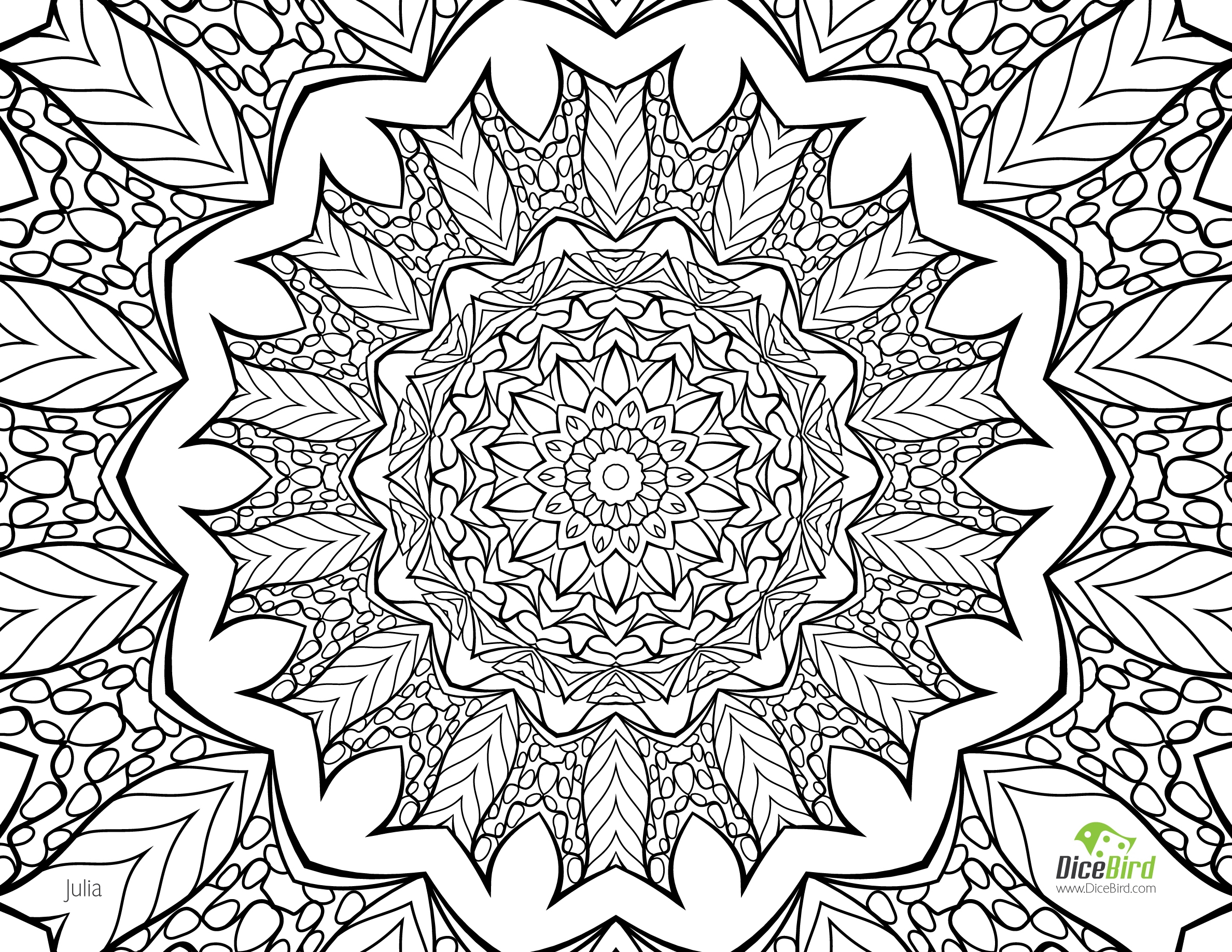 Free Printable Coloring Pages For Adults Only - Yintan Serapportantà - Free Printable Coloring Pages For Adults Only