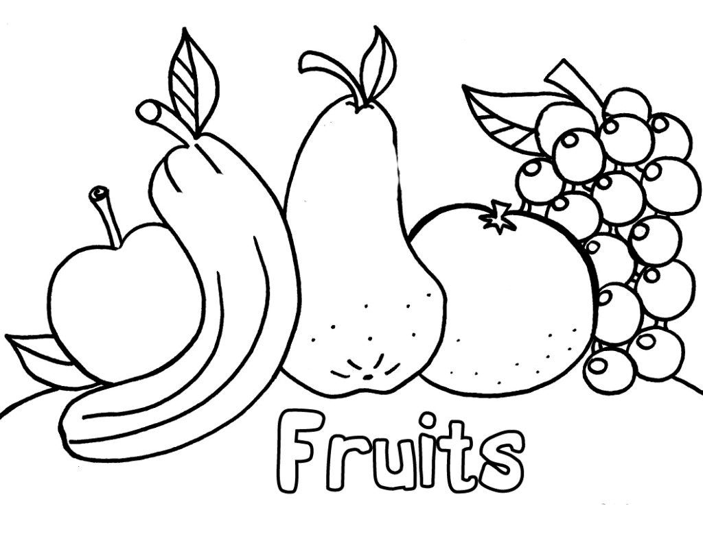 Free Printable Colouring Pages For Toddlers With Coloring Worksheets - Free Printable Coloring Pages For Preschoolers