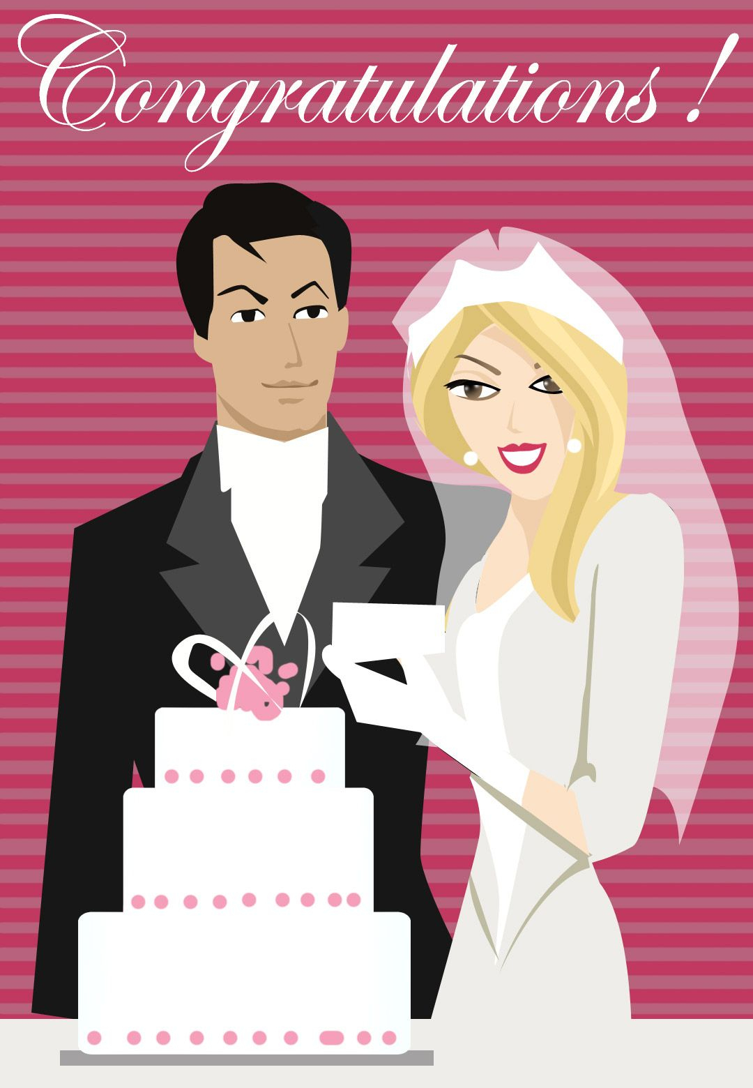 Free Printable Congratulations Greeting Card   Wedding Cards To - Free Printable Wedding Congratulations Greeting Cards