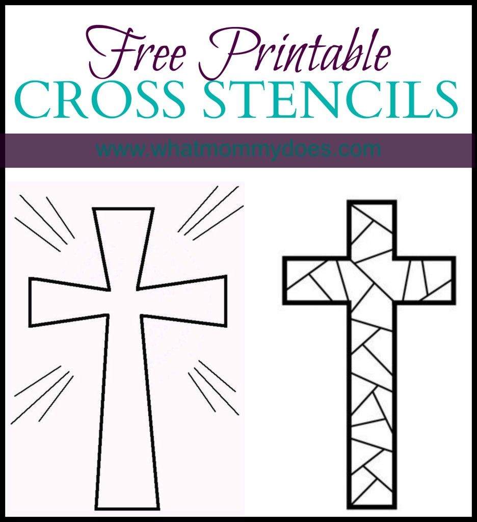Free Printable Cross Coloring Pages | Christmas | Pinterest | Cross - Free Printable Cross