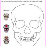 Free Printable Day Of The Dead Worksheets | Free Printable   Free Printable Day Of The Dead Worksheets