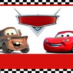 Free Printable Disney Cars Birthday Party Invitations Disney Cars   Free Printable Cars Food Labels