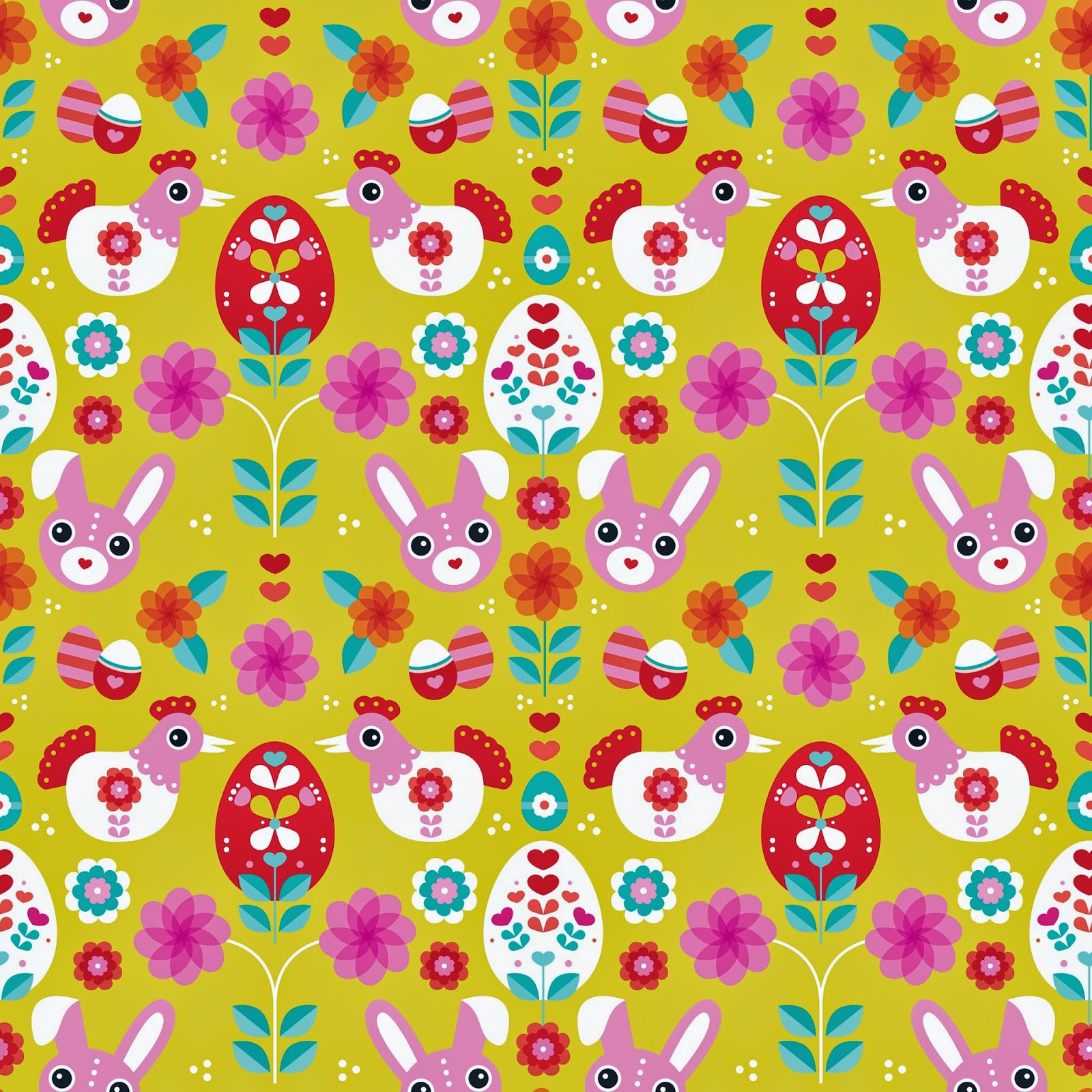 Free Printable Easter Paper – Hd Easter Images - Free Printable Easter Wrapping Paper