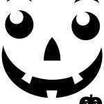 Free Printable Easy Funny Jack O Lantern Face Stencils Patterns   Jack O Lantern Templates Printable Free